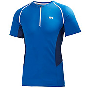 Helly Hansen Pace 1-2 Zip Short Sleeve Top AW13